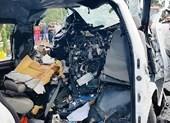 Hiện trường vụ tai nạn thảm khốc khiến 13 người tử vong