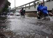TP.HCM triển khai ứng phó mưa lũ, triều cường