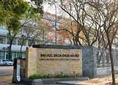 Đại học Bách khoa Hà Nội công bố điểm chuẩn 2019