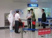 Bộ Y tế yêu cầu giám sát chặt hành khách đến từ Trung Quốc