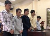 Trả tự do cho 9 bị cáo ngay tại tòa