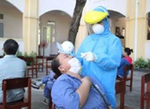 1 người ở Đà Nẵng đi khám vì sốt, phát hiện dương tính COVID