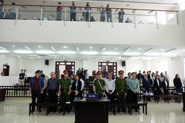 Vụ Hà Văn Thắm: VKS khẳng định tòa kết án 'không oan'