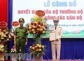 Bộ Công an điều động, bổ nhiệm nhân sự mới