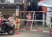 Phong tỏa một hẻm ở khu Mả Lạng TP.HCM do một ca mắc COVID-19