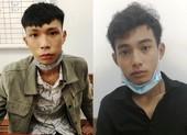 Sau khi mãn hạn tù, hai thanh niên lại tiếp tục đi cướp