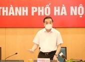 Chủ tịch Hà Nội: Địa bàn nguy cơ được áp dụng giãn cách mạnh hơn