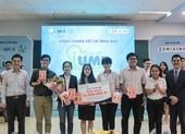 'Máy đo lực cắn ở người' giành giải nhất cuộc thi khởi nghiệp
