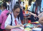 TP.HCM: 162 học sinh 'Lớn lên cùng sách'