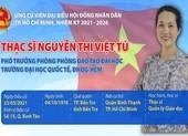 5 nhà giáo trúng cử đại biểu Hội đồng nhân dân TP.HCM