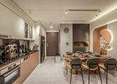 Gia chủ gộp 2 căn hộ thành 1 không gian sống sang trọng