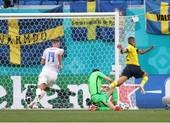 Quả phạt đền định đoạt kết quả trận Thụy Điển - Slovakia