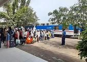 Bình Thuận lập kênh thông tin, chuẩn bị phương tiện đưa người từ TPHCM về