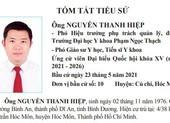 Trường ĐH Y khoa Phạm Ngọc Thạch chính thức có hiệu trưởng mới