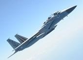 F-15 của Israel bung nắp buồng lái ở độ cao hơn 9.000m