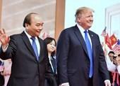 Tổng thống Mỹ Donald Trump khen trụ sở Chính phủ
