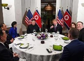 Tuyên bố chung Hà Nội hai ông Trump-Kim ký 2 giờ chiều có gì?