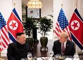 Truyền thông Triều Tiên đưa đậm về cuộc gặp Kim-Trump tối qua