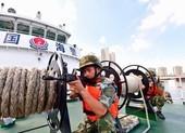 Cảnh báo bạo lực từ dự luật Hải cảnh của Trung Quốc