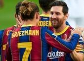 Lãnh lương cao chỉ sau Messi, Griezmann không muốn rời Barca