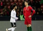 Salah sẽ ghi bàn nhiều hơn Ronaldo