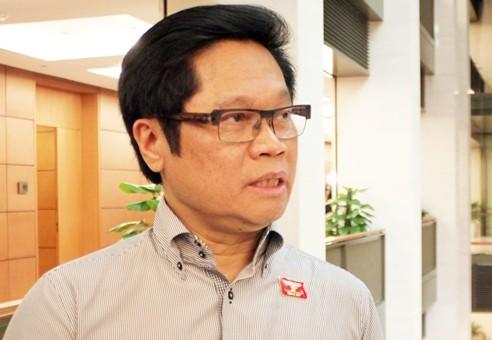 Đại biểu Vũ Tiến Lộc, Chủ tịch VCCI: