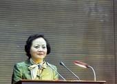 Thứ trưởng Phạm Thị Thanh Trà được giới thiệu ứng cử ĐBQH