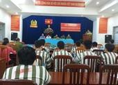 TP.HCM: Hàng chục phạm nhân được tha tù trước thời hạn