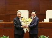 Quốc hội miễn nhiệm Thủ tướng đối với ông Nguyễn Xuân Phúc