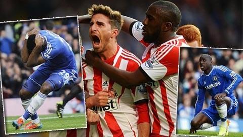 Chiến thắng xứng đáng của Sunderland