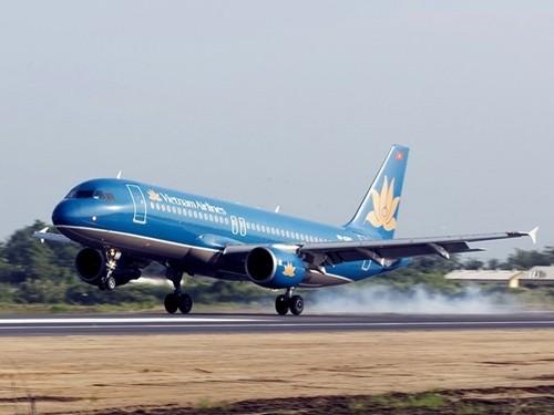 Vietnam-Airlines, động-cơ, trục-trặc, cất-cánh, Melbourne
