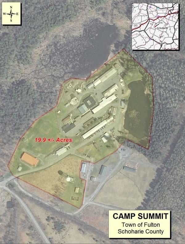 5.) Summit Shock Incarceration Facility