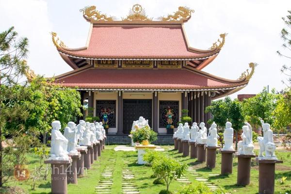 Chuyện về 12 trẻ sơ sinh bị bỏ rơi ở một ngôi chùa 2