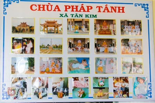 Chuyện về 12 trẻ sơ sinh bị bỏ rơi ở một ngôi chùa 3