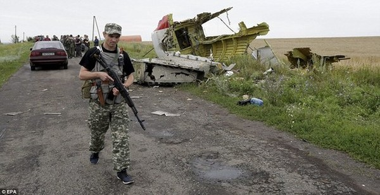 MH17 là cái cớ để gây chiến tranh thế giới thứ ba? Ảnh: EPA