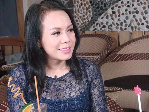 Nghệ sĩ hài Việt Hương ngoài đời