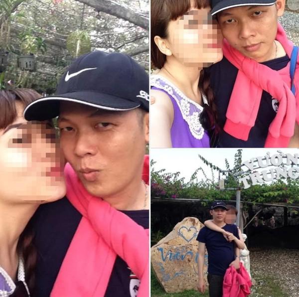 Hình ảnh trên trang cá nhân Hoa Mi trên mạng xã hội Facebook đăng tải nhiều hình ảnh nhạy cảm được cho là đại đức Thích Minh Nhựt