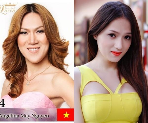 Giật mình nhan sắc thí sinh Việt Nam thi Hoa hậu Chuyển giới quốc tế 3