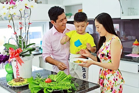 Thanh Thúy, Đức Thịnh