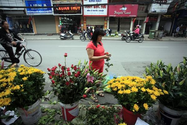 mùa xuân, hồ gươm, Hà Nội, 30 Tết, du xuân, Thủ đô