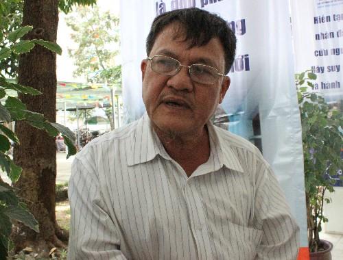 Mong muốn chia sẻ sự sống cho những người bệnh, từ năm 2005 ông Lê Đại Văn (Tân Biên, Tân Ninh) đã làm đơn đăng ký xin sẵn sàng hiến tạng nếu có người cần phù hợp và sau khi chết sẽ hiến xác cho y học.