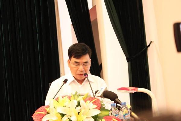 Chánh án TAND Tối cao Trần Văn Tuân đọc lời xin lỗi ông Trần Văn Thêm cùng gia đình