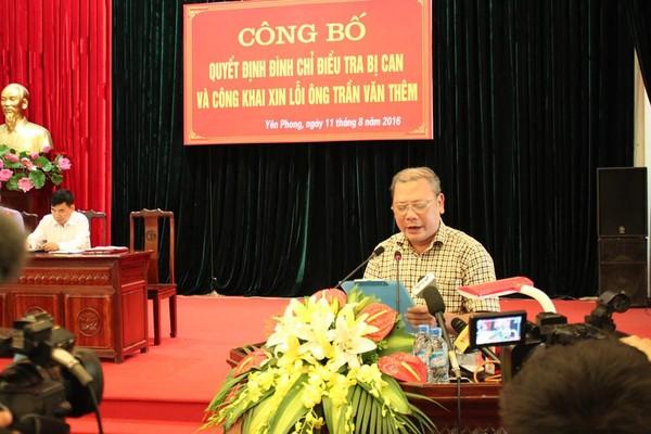 Thiếu tướng Vũ Quang Hưng, Phó Thủ trưởng CQ CSĐT Bộ Công an
