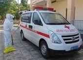 TP.HCM: Thêm nhiều người Hàn Quốc cách ly ở bệnh viện dã chiến