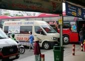 Dừng hoạt động xe hợp đồng, xe du lịch 9 chỗ từ ngày 30-3