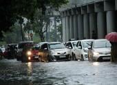 Cảnh báo mưa dông, sét ở khu vực Nam Bộ