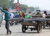TP.HCM yêu cầu tham mưu đề án cấm xe 3-4 bánh tự chế