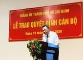 Bí thư Đảng ủy Tổng công ty Điện lực TP.HCM chính thức ra mắt