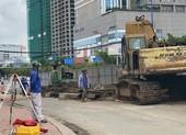 Đến tháng 4-2021, đường Nguyễn Hữu Cảnh sẽ hết ngập?