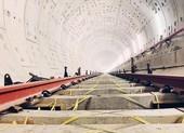 Đường ray metro số 1 vẫn được lắp đặt theo kế hoạch